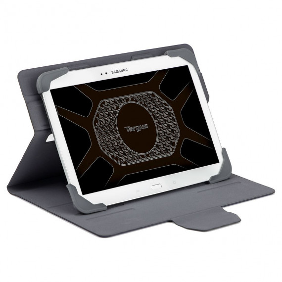 TARGUS Fit N Grip 7-8inch Rotating  Fit N Grip 7-8inch Rotating Universal Tablet Case Black