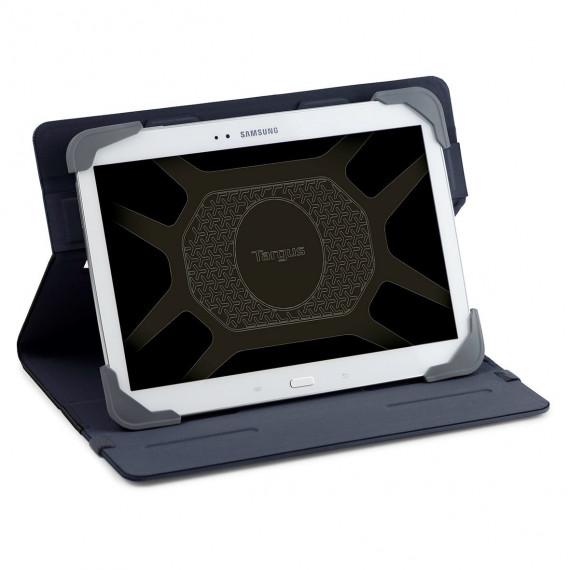 TARGUS Fit N  Grip 9-10inch Standard  Fit N  Grip 9-10inch Standard Universal Tablet Case Black