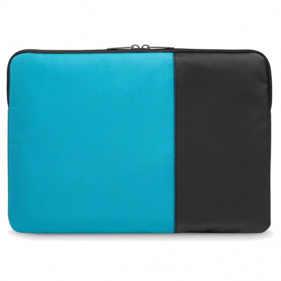 TARGUS Pulse 15.6in Laptop Sleeve Black  Pulse 15.6in Laptop Sleeve Black and Atoll Blue