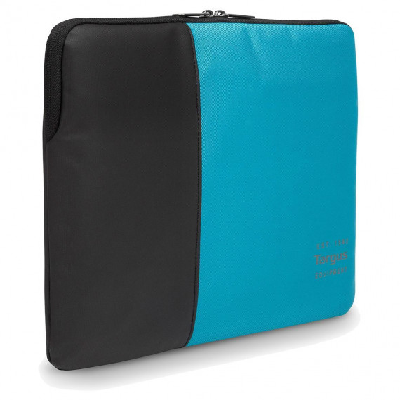 TARGUS Pulse 12in Laptop Sleeve Black an  Pulse 12in Laptop Sleeve Black and Atoll Blue