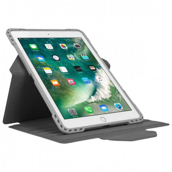 TARGUS New Pro-Tek Rotation iPad 9.7inch  New Pro-Tek Rotation iPad 9.7inch 2018 / 2017 Pro/Air 2in1 Silver