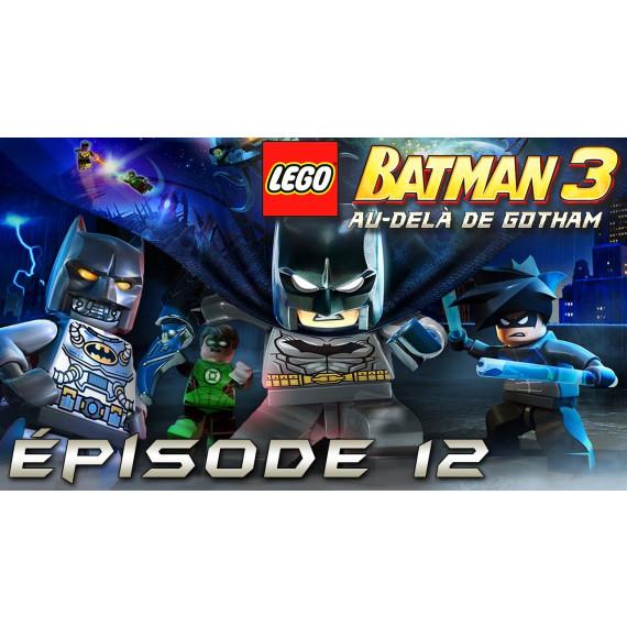 Warner Bros. Games LEGO Batman 3 : Au-délà de Gotham (Wii U)