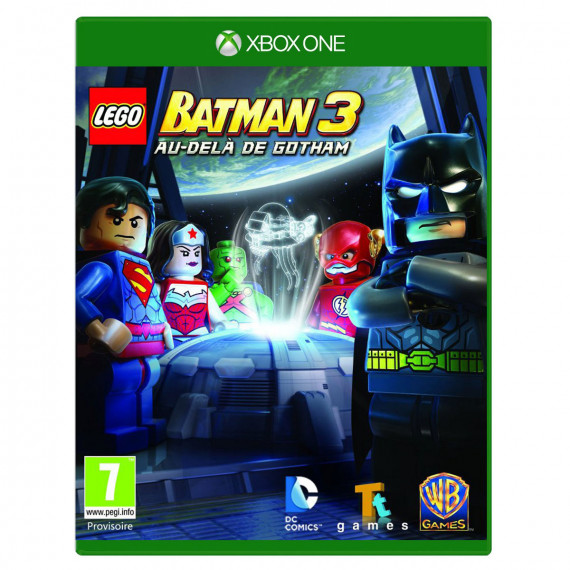Warner Bros. Games LEGO Batman 3 : Au-délà de Gotham (Xbox One)