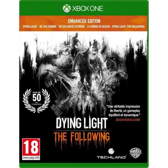 WARNER DYING LIGHT XBOX ONE