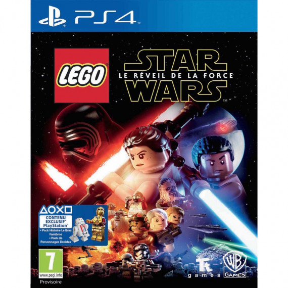 WARNER LEGO STAR WARS - PS4