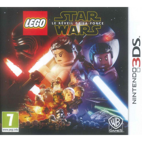 WARNER LEGO STAR WARS - 3DS
