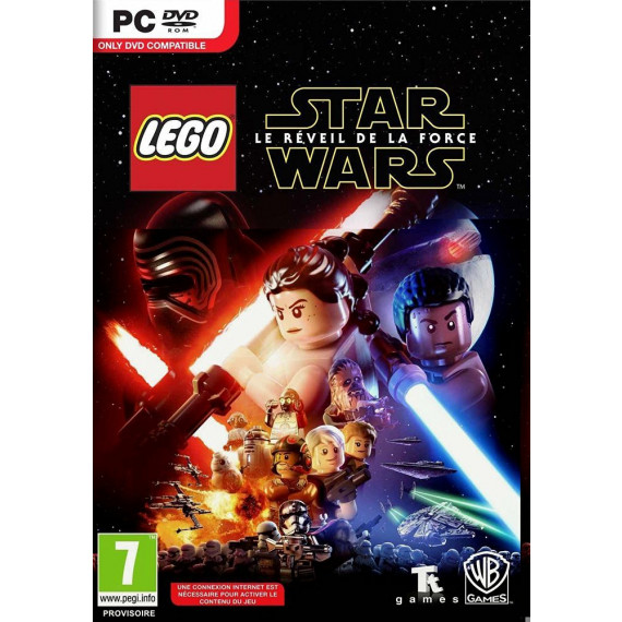 WARNER LEGO STAR WARS - PC