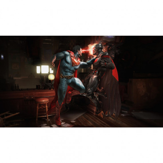 WARNER INJUSTICE 2 PS4