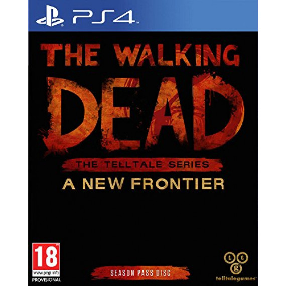 WARNER THE WALKING DEAD SAISON 3 PS4