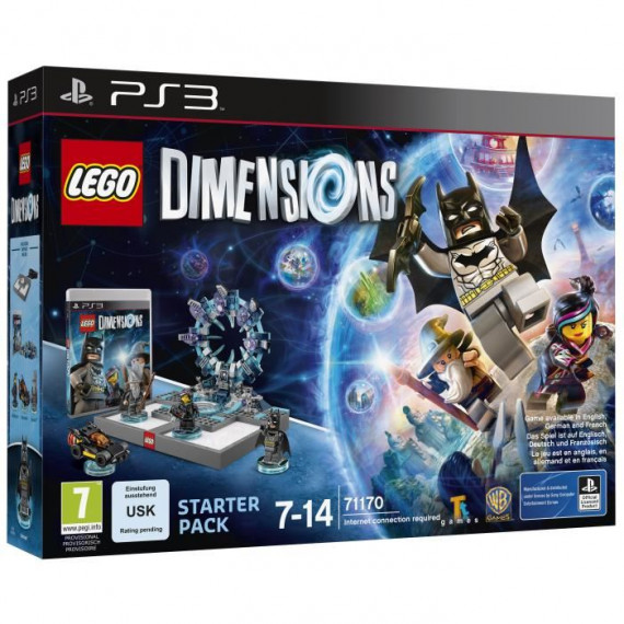 WARNER LEGO Dimensions - PS3