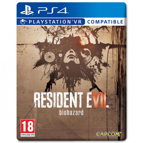 Capcom Resident Evil VII : Biohazard - Steelbook Edition (PS4)