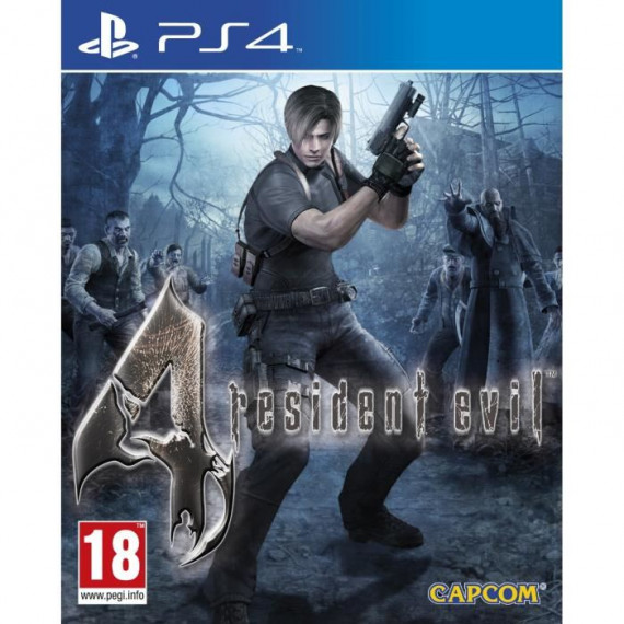 Capcom RESIDENT EVIL 4 PS4