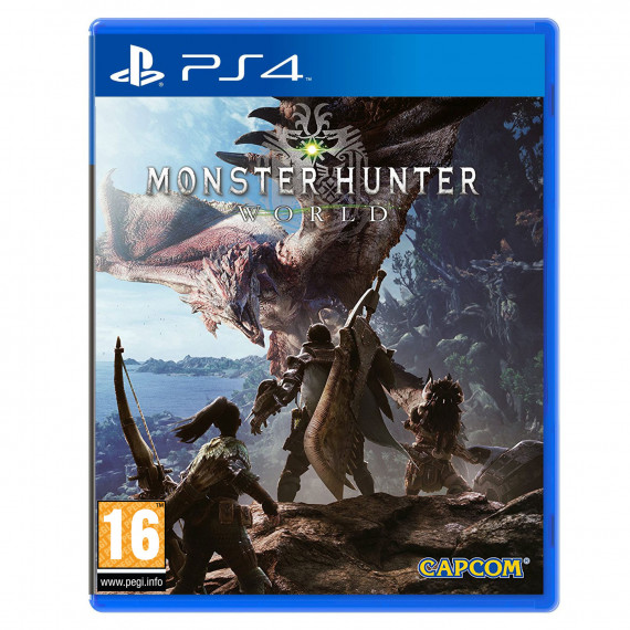 Capcom Monster Hunter : World (PS4)
