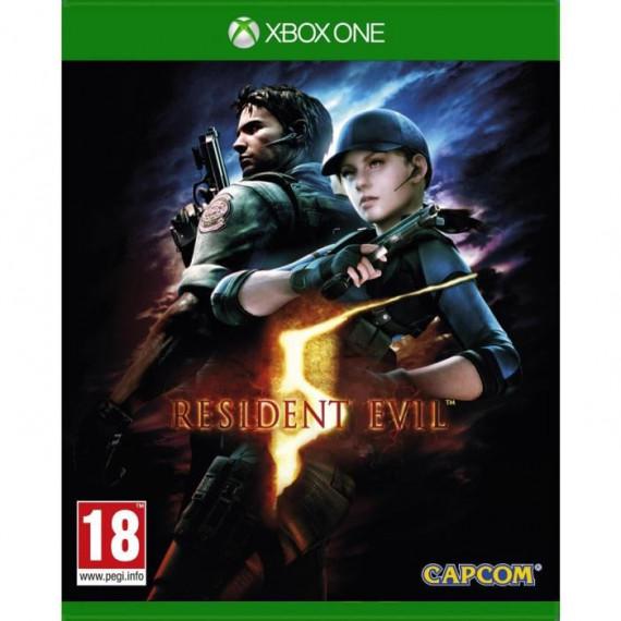 Capcom RESIDENT EVIL 5 XBOX ONE