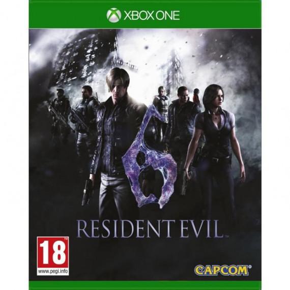 Capcom RESIDENT EVIL 6 XBOX ONE