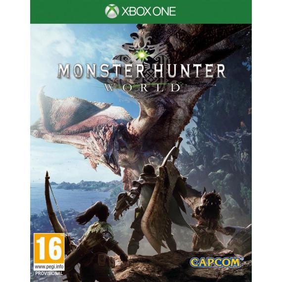 Capcom Monster Hunter : World (Xbox One) (Pré-commande