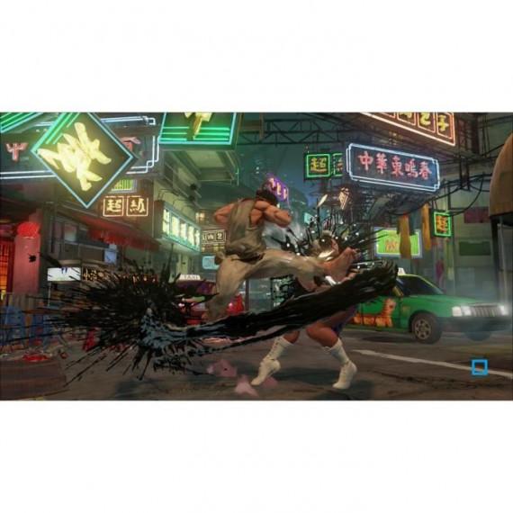 Capcom Street Fighter V (PC)