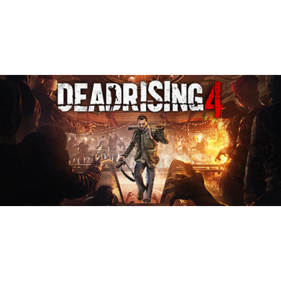 Capcom DEAD RISING 4  PC