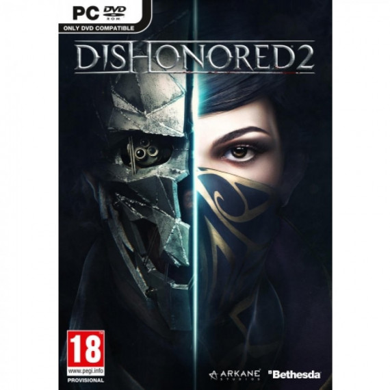 BETHESDA DISHONORED 2 PC