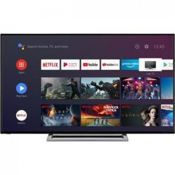 TOSHIBA 50UA3A63DG TV 4K UHD