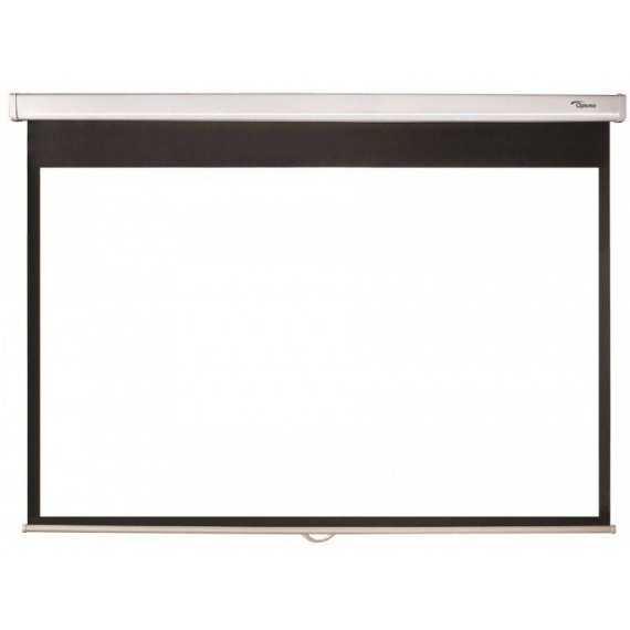 Optoma ECRAN VIDEOPROJECTION Manuel 16/10 203 x 126,9