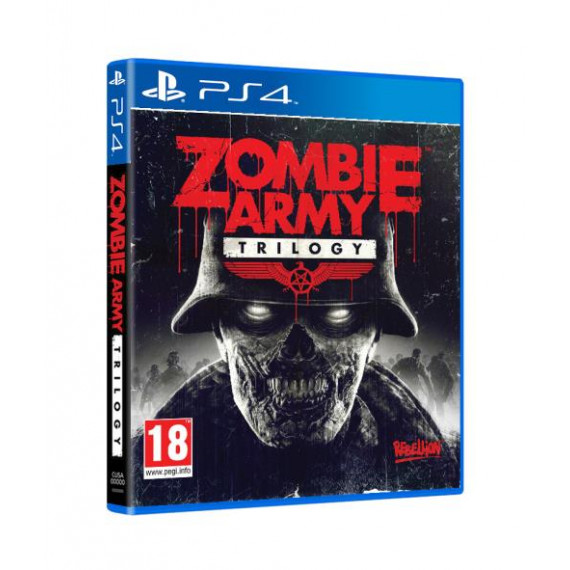 JUST FOR GAMES ZOMBIE ARMY TRILOGY PS4