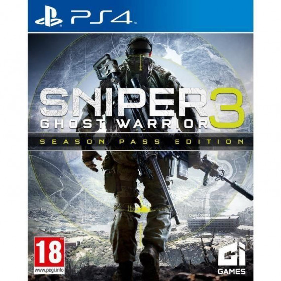 JUST FOR GAMES Sniper Elite 4 PS4