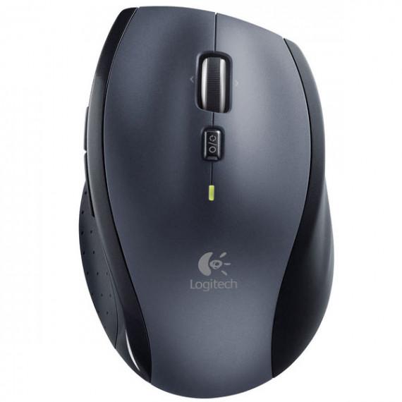 Logitech Marathon Mouse M705 (Argent)