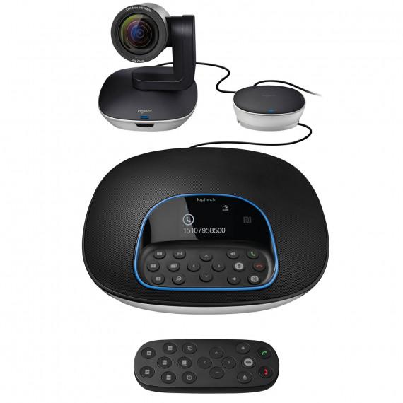 Logitech GROUP - Webcam Full HD 1080p