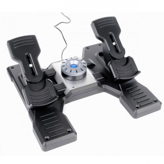 SAITEK Logitech G Pro Flight Rudder Pedals