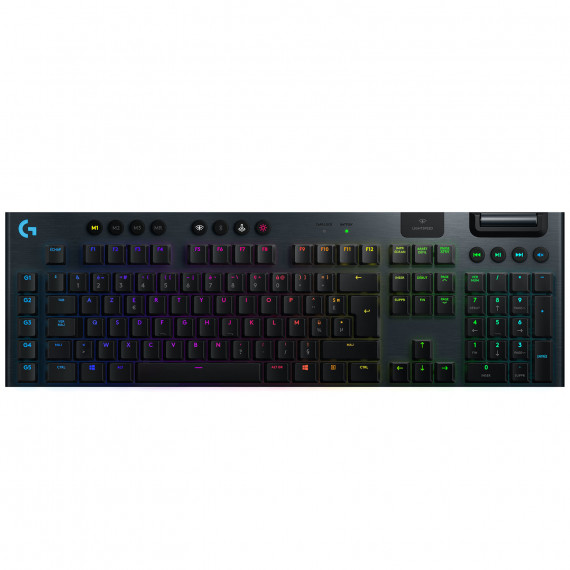 Logitech G915 Lightspeed Carbone (Clicky Version)