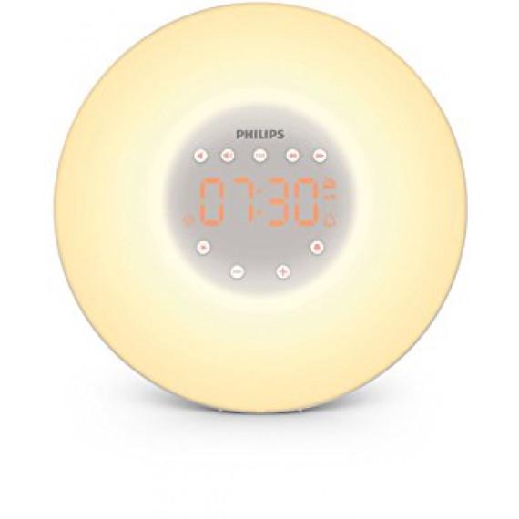 Eveil Lumière Philips HF3505/01 - Simulateur de Lever du Soleil - Nouveau Design