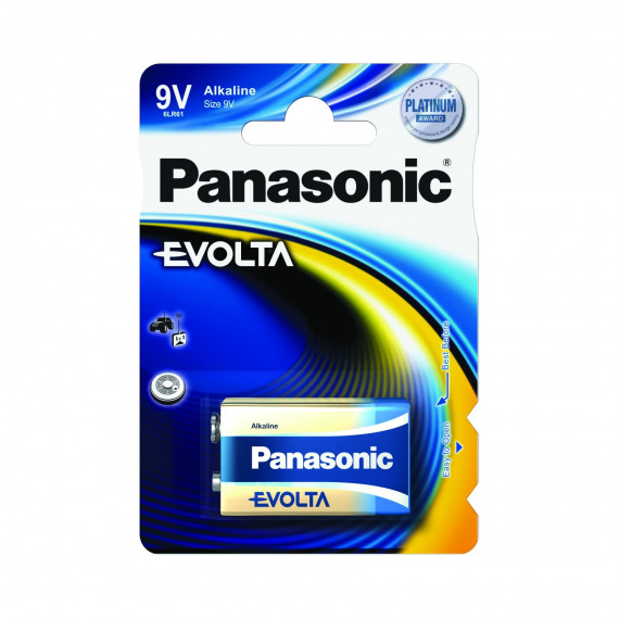 PANASONIC EVOLTA Platinum 6LR61EGE/1BP