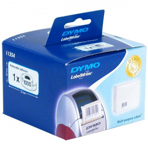DYMO S0722540 - Etiquettes Multi-usage - 57 x 32 mm (pack de 1000)