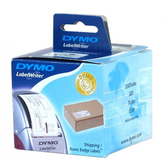 DYMO S0722430 - Etiquettes Expédition/Badge - 101 x 54 mm (pack de 220)
