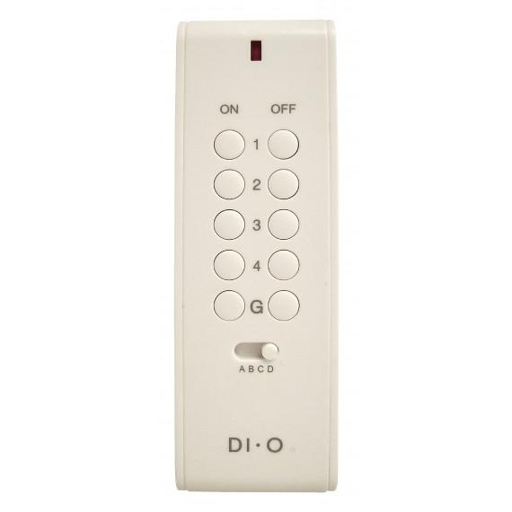 CHACON CHACON Télécommande 16 canaux DiO pour la gestion d'appareils électriques