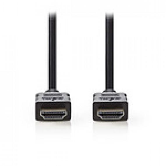 Nedis Nedis Câble HDMI haute vitesse avec Ethernet Noir (7.5 mètres)