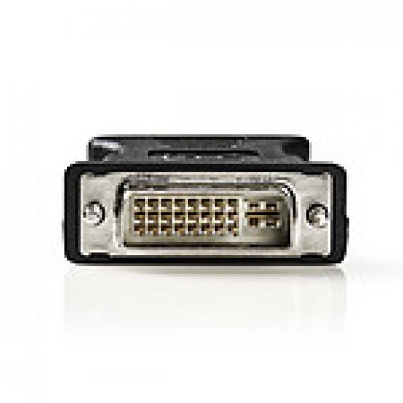 Nedis Adaptateur DVI vers VGA DVI-I Mâle à 24 + 5 Broches - VGA Femelle