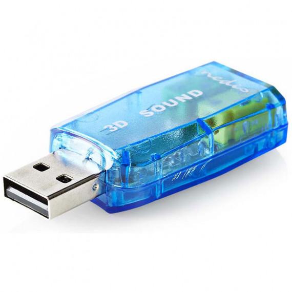 Nedis Nedis Carte Son 5.1 3D USB