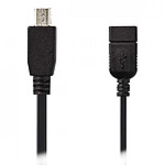 Nedis Nedis Câble USB/Mini USB OTG