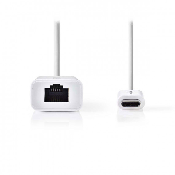 Nedis Nedis Adaptateur réseau USB-C / RJ45