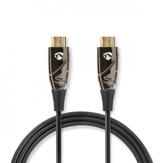 Nedis Câble HDMI™ Haute Vitesse avec Ethernet COA Connecteur HDMI™ vers Connecteur HDMI™ 30,0 m Noir