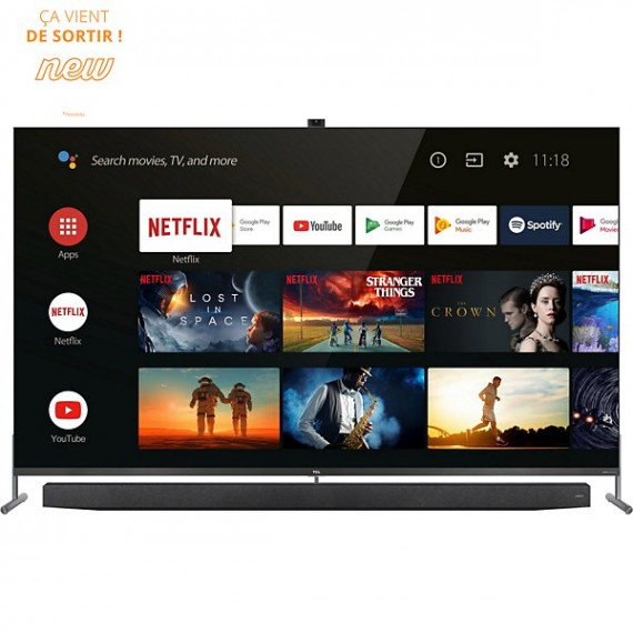 TCL TV QLED  75X915 Android TV