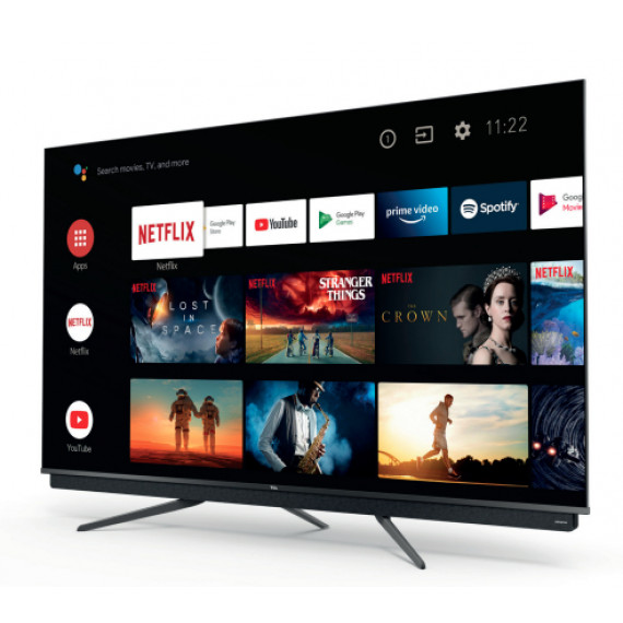 TCL TV QLED  75C815 Android TV