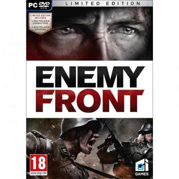 Square Enix Enemy Front - Limited Edition (PC)