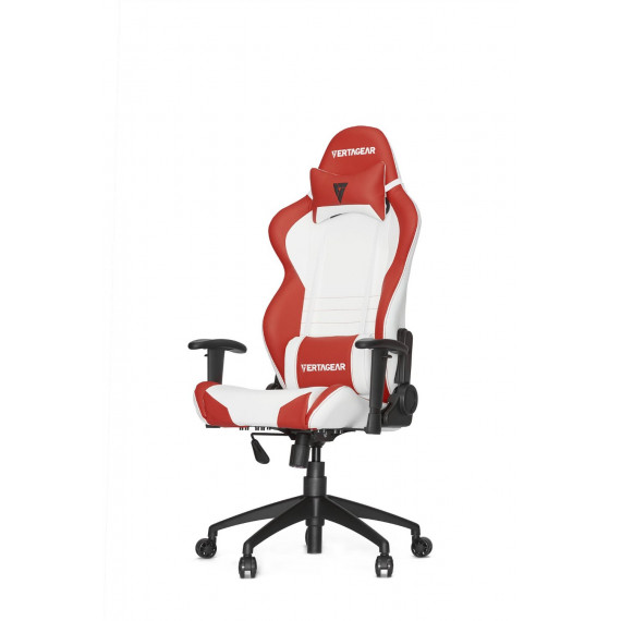 Fauteuil gamer VERTAGEAR Racing Series, SL2000 - blanc/rouge