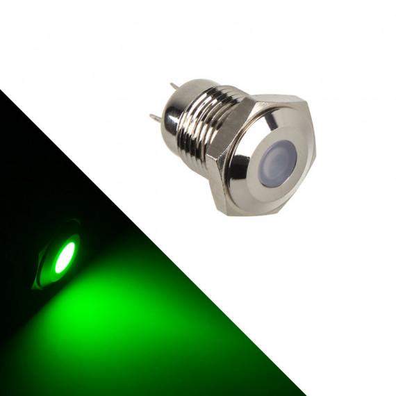 Lamptron Vandalisme soutenu par LED - vert