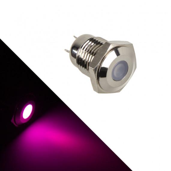 Lamptron Vandalisme soutenu par LED - violet