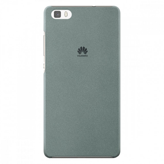 Huawei TPU Case Gris Anthracite P8 Lite