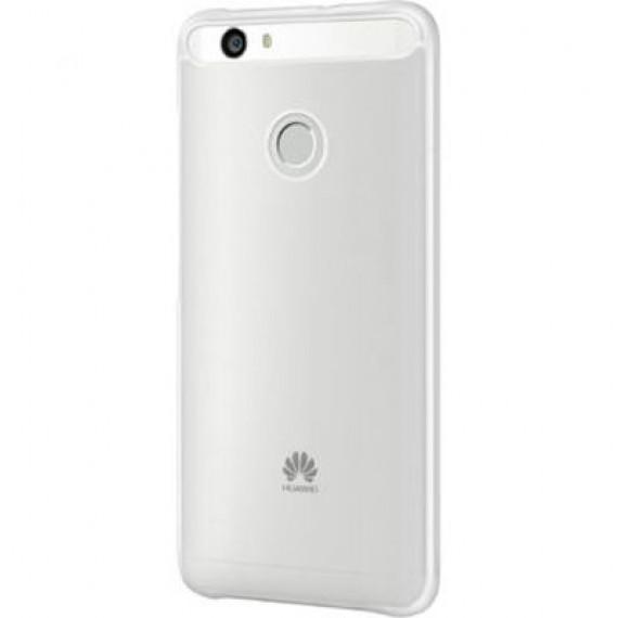 Huawei Coque Arrière Transparente Nova